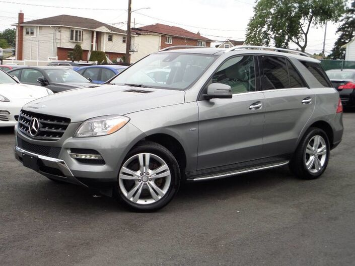2012 Mercedes-Benz ML 350 BlueTEC Navigation/ P2 Elmont NY