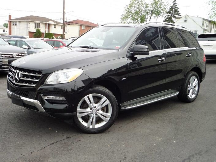 2012 Mercedes-Benz ML 350 P2/ Navigation Elmont NY