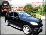 2012 Mercedes-Benz ML 550 4MATIC