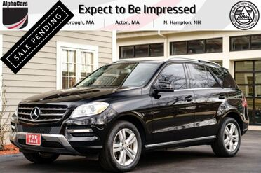 2012_Mercedes-Benz_ML350_4Matic_ Boxborough MA