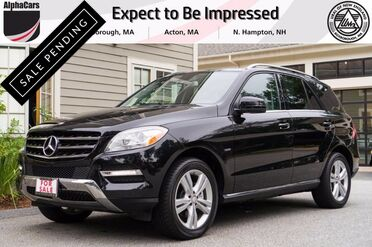 2012_Mercedes-Benz_ML350_4Matic Luxury SUV_ Boxborough MA