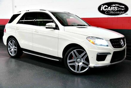 2012_Mercedes-Benz_ML350_AMG Sport 4-Matic 4dr Suv_ Chicago IL