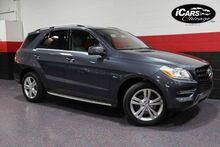 2012 Mercedes-Benz ML350 BlueTEC 4-Matic 4dr Suv