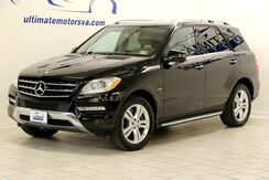 2012_Mercedes-Benz_ML350_BlueTEC-4Matic_ Midlothian VA