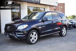 Mercedes-Benz ML350 BlueTEC 2012