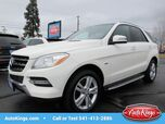 2012 Mercedes-Benz ML350 CDI 4MATIC Diesel BlueTEC
