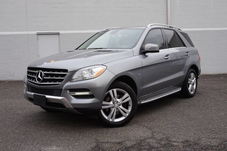 2012 Mercedes-Benz ML350 ML350 Lodi NJ