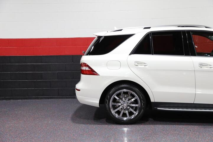 2012 Mercedes-Benz ML550 AMG Sport 4-Matic 4dr Suv Chicago IL