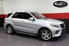 2012 Mercedes-Benz ML550 AMG Sport 4-Matic 4dr Suv