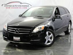 2012_Mercedes-Benz_R-Class_R 350 / 3.5L V6 Engine / AWD 4Matic / Navigation / Rear View Camera / Heated Front Seats_ Addison IL