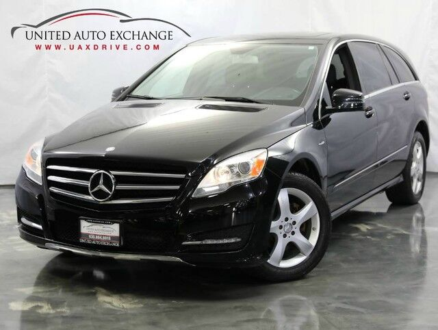 2012 Mercedes-Benz R-Class R 350 / 3.5L V6 Engine / AWD 4Matic / Navigation / Rear View Camera / Heated Front Seats Addison IL