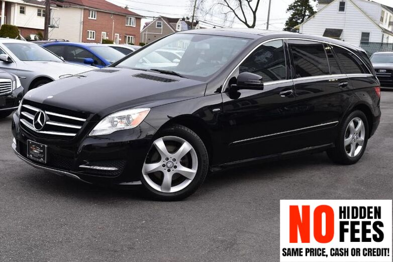 2012 Mercedes-Benz R350 4-Matic P1/ Navigation Elmont NY