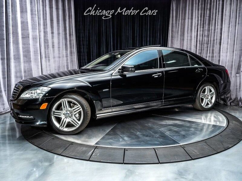 2012_Mercedes-Benz_S 350 BlueTEC_S 350 BlueTEC_ Chicago IL