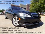 2012 Mercedes-Benz S 550 Massaging seats, Panoramic Roof