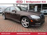 2012 Mercedes-Benz S 550 Sedan, Sport Package, Navigation System, Rear-View Camera, Harman Kardon Sound, Heated/Ventilated Leather Seats, Panorama Sunroof, 20-Inch AMG Alloy Wheels,