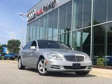 2012_Mercedes-Benz_S-Class_4dr Sdn S 550 4MATIC®_ Cary NC