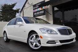Mercedes-Benz S-Class S 350 BlueTEC 4Matic/P02 Package/Keyless Go/Active Multicontour Front Seats with Massage/Over 30MPG HW! 2012