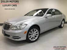 2012_Mercedes-Benz_S-Class_S 350 BlueTEC Prem 2 Keyless-Go Pano Roof low miles meticulously serviced_ Addison TX