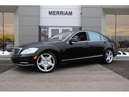 2012_Mercedes-Benz_S-Class_S 550 4MATIC®_ Merriam KS