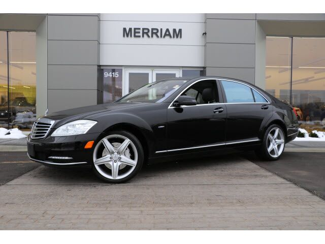 2012 Mercedes-Benz S-Class S 550 4MATIC® Merriam KS