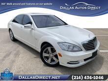 2012_Mercedes-Benz_S-Class_S 550_ Carrollton  TX