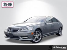 2012_Mercedes-Benz_S-Class_S 550_ Cockeysville MD