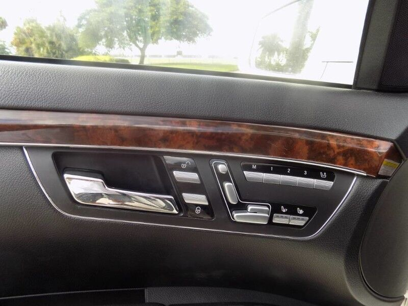 2012 Mercedes-Benz S-Class S 550 Hollywood FL