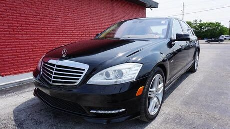 2012 Mercedes-Benz S-Class S 550 Indianapolis IN