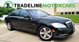 2012_Mercedes-Benz_S-Class_S 550 LEATHER, NAVIGATION, SUNROOF, AND MUCH MORE!!!_ CARROLLTON TX