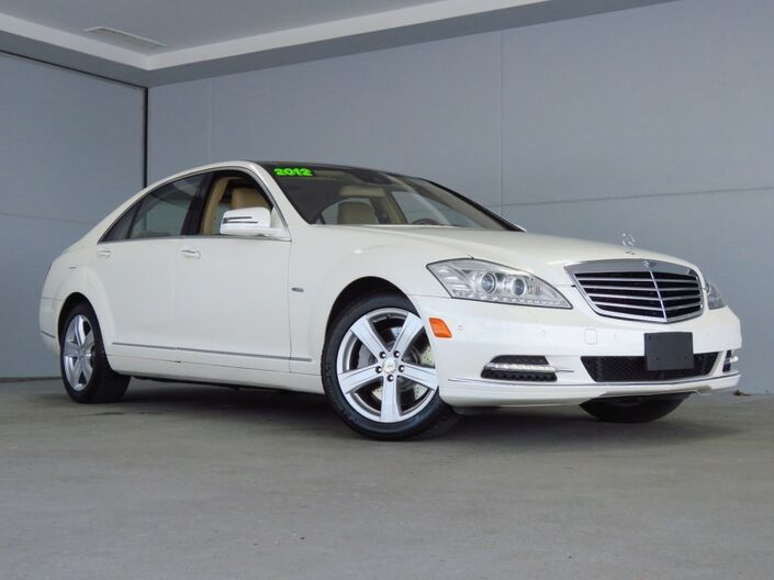 2012 Mercedes-Benz S-Class S 550 Merriam KS