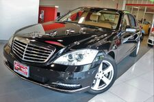 2012 Mercedes-Benz S-Class S 550 Premium Package Panorama Roof Heated Steering Wheels