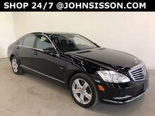 2012_Mercedes-Benz_S-Class_S 550_ Washington PA