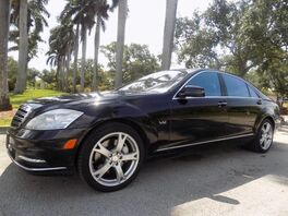 2012_Mercedes-Benz_S-Class_S 600_ Hollywood FL