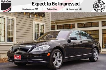 2012_Mercedes-Benz_S550_4Matic_ Boxborough MA