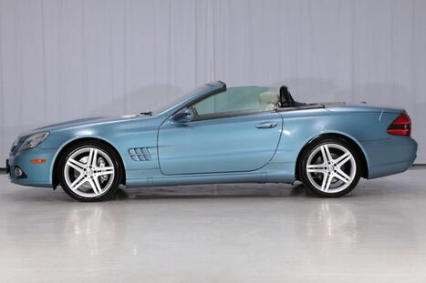 2012 Mercedes-Benz SL-Class Convertible SL 550 West Chester PA