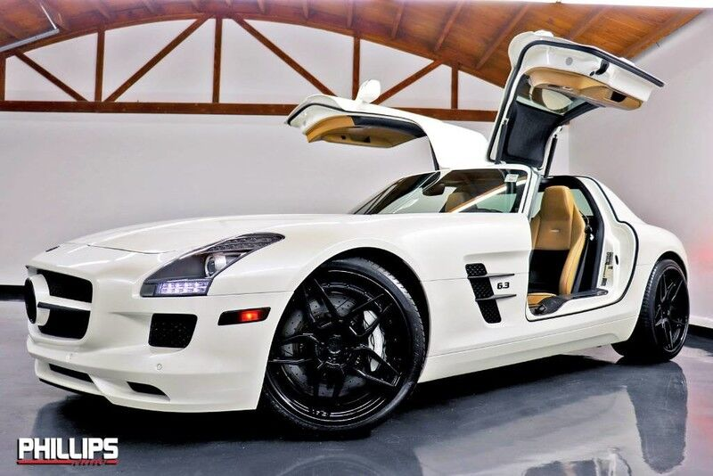 2012 Mercedes-Benz SLS AMG Newport Beach CA