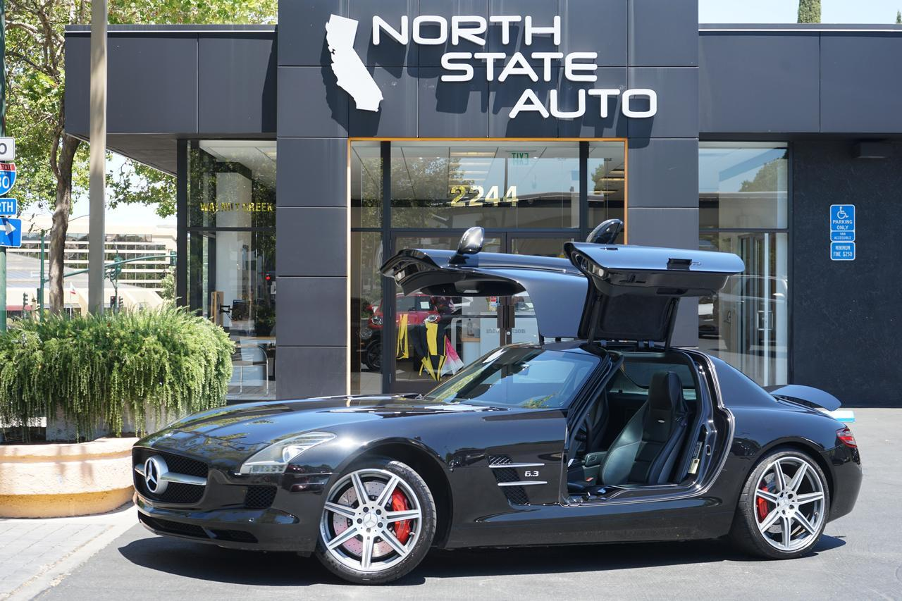 2012 Mercedes-Benz SLS AMG SLS AMG Walnut Creek CA