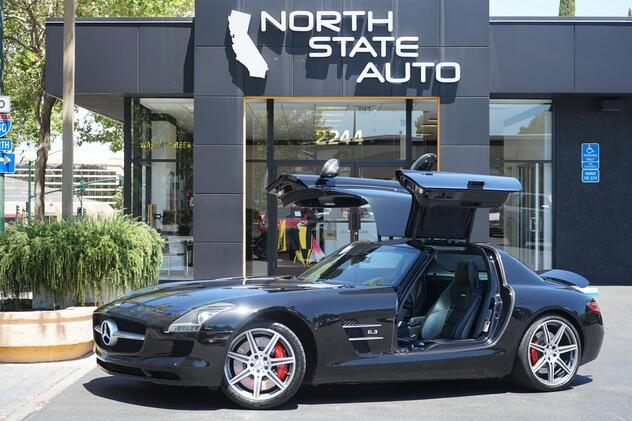2012_Mercedes-Benz_SLS AMG_SLS AMG_ Walnut Creek CA
