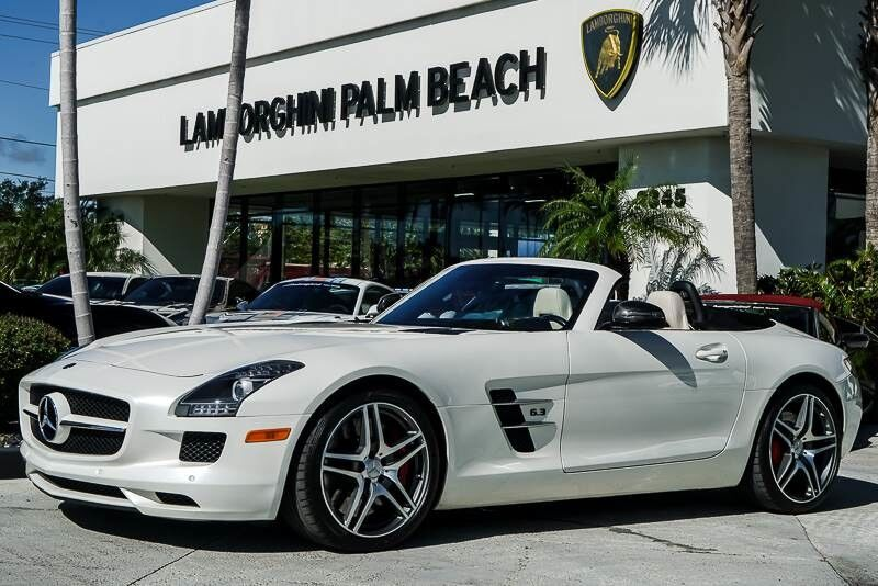 2012_Mercedes-Benz_SLS AMG_SLS AMG_ Palm Beach FL