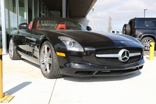 2012 Mercedes-Benz SLS AMG® Base Lee's Summit MO