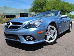 2012_Mercedes-Benz_Sl550_Convertible_ Scottsdale AZ