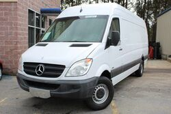 Mercedes-Benz Sprinter Cargo Vans EXT 2012