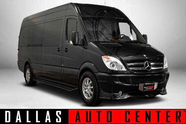 2012 Mercedes-Benz Sprinter Midwest Automotive De 170-In WB Carrollton TX