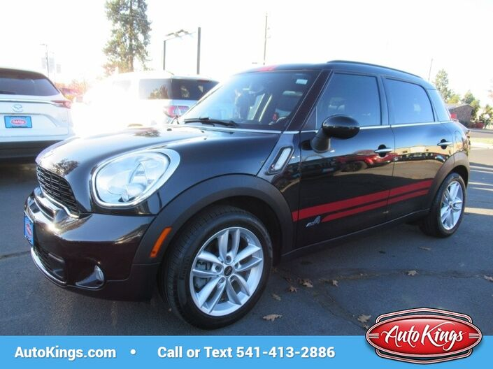 2012 Mini Cooper Countryman AWD 4dr S ALL4 Bend OR
