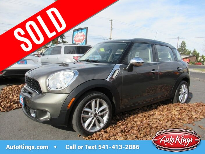 2012 Mini Cooper Countryman S 4DR AWD ALL4 Bend OR