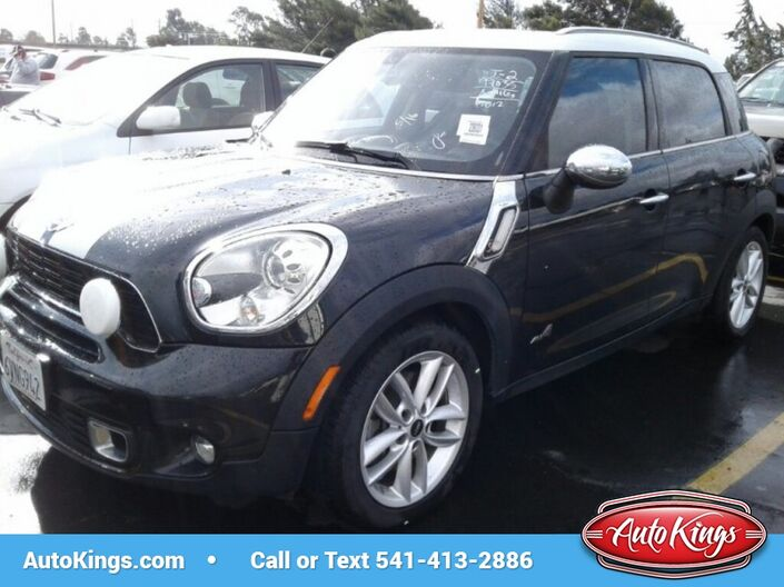 2012 Mini Cooper Countryman S ALL4 AWD Bend OR