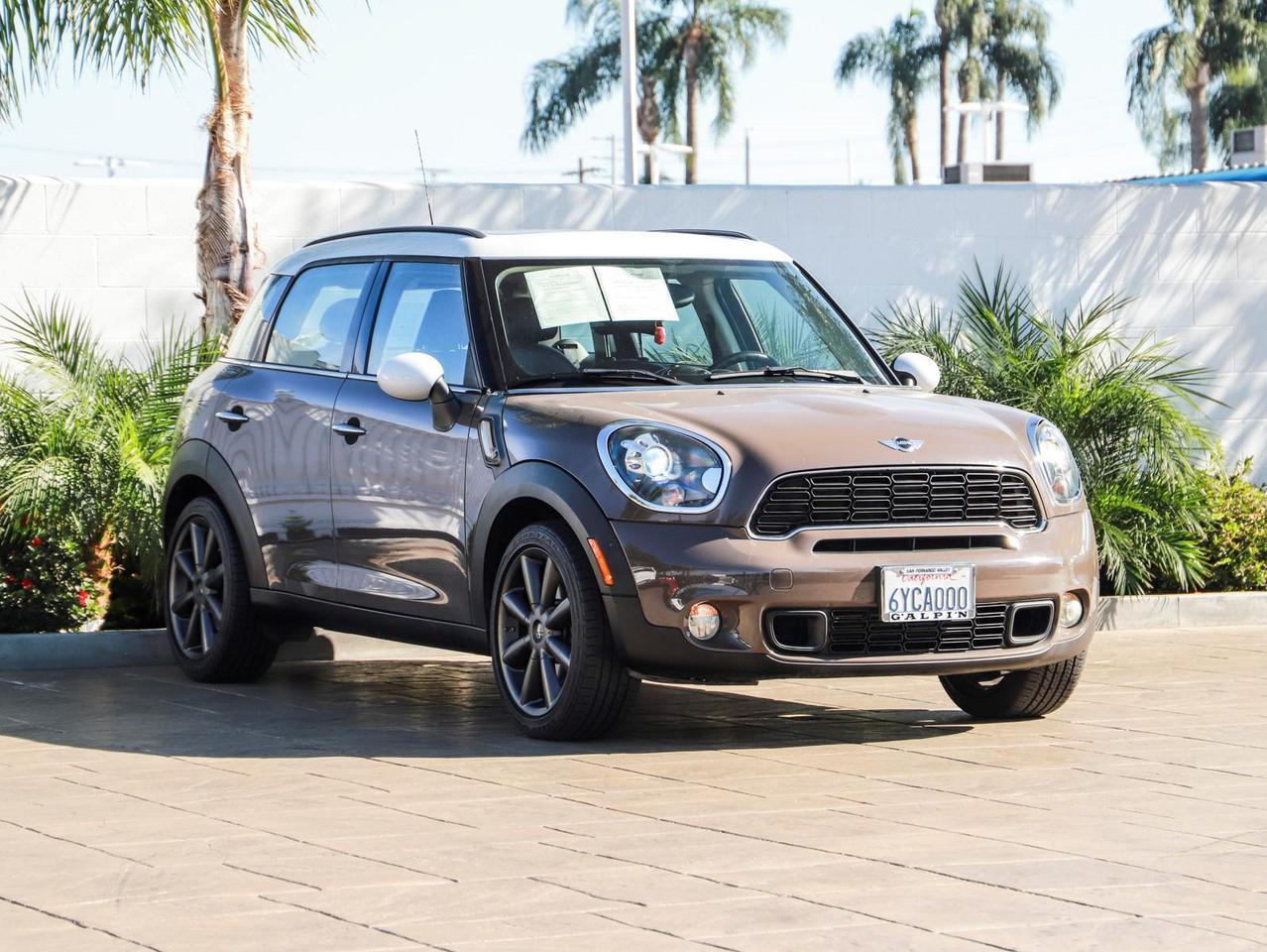 2012 Mini Cooper Countryman S North Hills CA