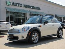 2012_Mini_Cooper_LEATHER SEATS, PUSH BUTTON START, BLUETOOTH CONNECTIVITY, CLIMATE CONTROL_ Plano TX