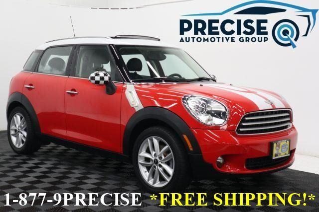 2012 Mini Countryman Base Chantilly VA