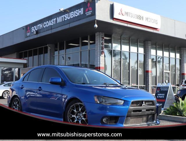 2012 Mitsubishi Lancer Evolution MR Costa Mesa CA